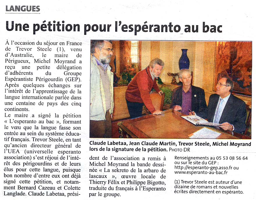 article DL du 28 octobre 2011